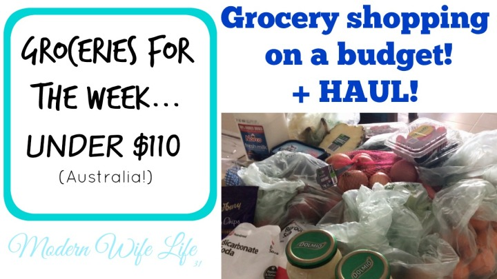 How to save money on groceries. {video}